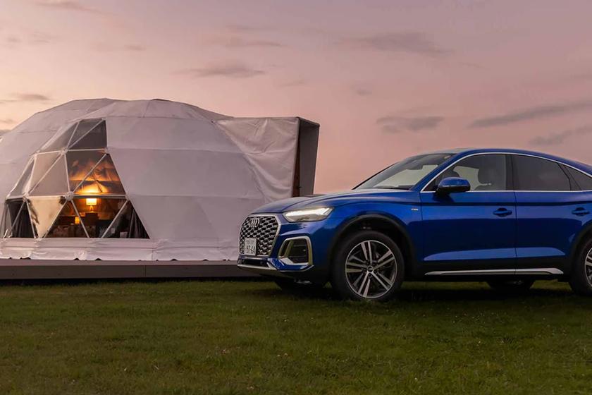Audi Q5 SportbackのCMに出演させていただきました!